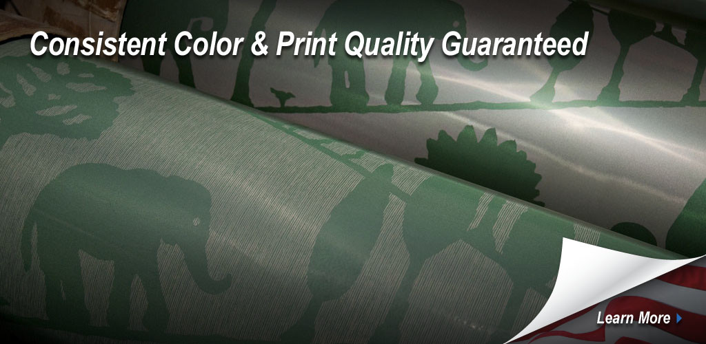 Consistent Color & Print Quality Guaranteed